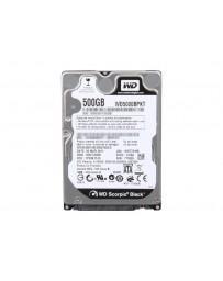 WD Black 500GB SATA-300