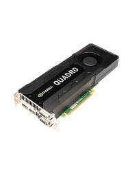 HP Nvidia Quadro K5000 4Gb PCIe 2xDVI 2xDP