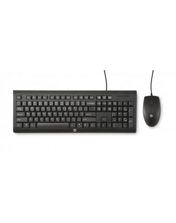 HP Desktop C2500 Keyboard Mouse Combo