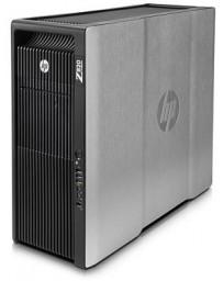 HP Z820 2x Xeon 12C E5-2697v2 2.70Ghz, 64GB, 250GB SSD 4TB HDD SATA, K4200, Win 10 Pro