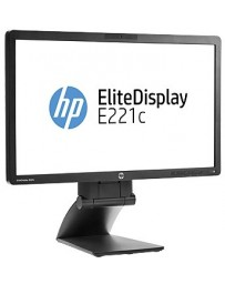 HP EliteDisplay E221c Full HD/IPS 21.5 inch,1920x1080 DP,DVI,VGA