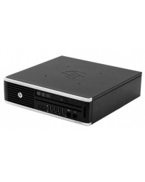 HP Elite 8300USDT I5-3470S 2.9Ghz DVD, 8GB, 240 GB SSD, Win 10 Pro