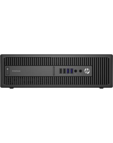 HP Elitedesk 800 G1 SFF i5-4590 3.30GHz 500GB HDD 4GB