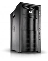 HP Z800 2x SixCore X5670 2.93 GHz, 24GB (6x4GB), 2TB SATA HDD DVDRW, Quadro 4000 2GB, Win 10 Pro