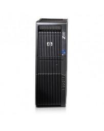 HP Z600 2x SixCore X5570 2.93 GHz, 16GB DDR3, 2TB SATA HDD DVDRW, Quadro 2000, Win 10 Pro