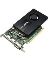 HP nVidia Quadro K2200 4GB PCIe 1xDVI 2xDP