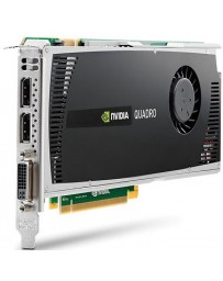 HP Nvidia Quadro 4000 2GB PCIe 1xDVI 2xDP