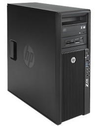 HP Z420 6C E5-2643 V2 3.50 Ghz, 32 GB (4x8GB), 512GB SSD + 2TB HDD SATA/DVDRW, Quadro K5000 4GB, Win 10 Pro