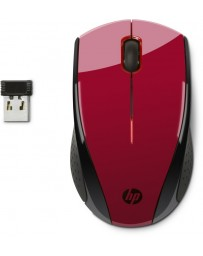 HP X3000 Mouse Wireless - 3 Button(s)
