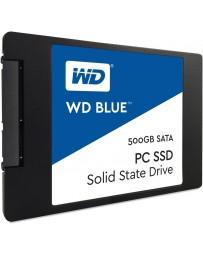 WD BLUE 500GB SSD 3D NAND