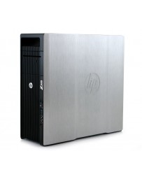 HP Z620 2x Xeon 10C E5-2670v2, 2.5Ghz, 32GB DDR3, 256GB SSD + 2TB HDD, DVDRW, Quadro K4000 3GB, Win 10 Pro