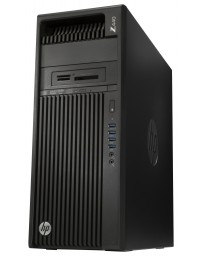 HP Z440 Workstation XEON E5-1650V3 2.50GHz, 32GB DDR4, 256GB Z Turbo drive SSD + 3TB HDD, Quadro P2000, Win 10 Pro