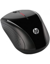 HP X3000 Mouse - Optical - Wireless - Radio Frequency - USB - Scroll Wheel