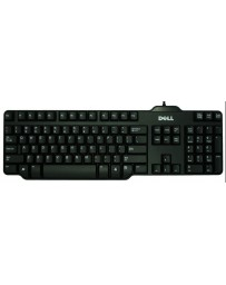 Dell Keyboard US USB Black