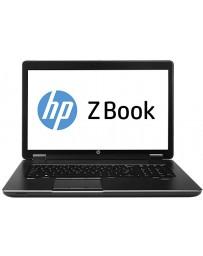 HP Zbook 17 i7-4800MQ , 16GB, 256GB SSD, Quadro K3100M, Win 10 Pro