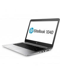 HP Elitebook Folio 1040 G1 I5-4300U 1.90GHz 8GB DDR3 256GB SSD/No Optical Win10 Pro