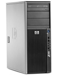 HP Z400 Workstation W3550 3.0GHz 8GB DDR3 GB SSD + 1TB SATA/DVDRW Quadro 2000, Win 10 Pro