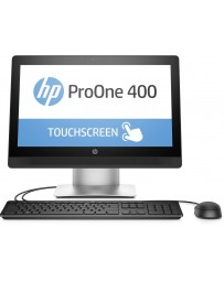 "HP ProOne 400 G2 All-in-One I5-6500T 3.10 GHz Turbo, 8GB DDR4, 256GB SSD, 20"" inch Touch, Win 10 Pro"
