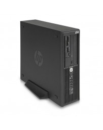 HP Z220 Workstation SFF Xeon QC E-1225V2 8GB DDR3 1TB HDD Win 10 Pro