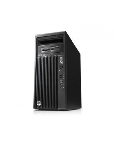 HP Z230 MT Intel Xeon QC E3-1280 V3