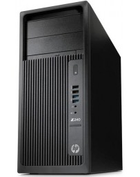 HP Z240 MT I7-6700 3.40GHz, 16GB DDR4, 256GB SSD / DVD, Quadro M2000 4GB, Win 10 Pro