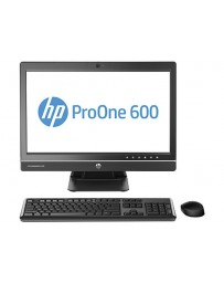 "HP ProOne 600 G1 All-in-One i3-4130  3.40 GHz, 8GB DDR3, 240GB SSD, 21,5"", Win 10 Pro"