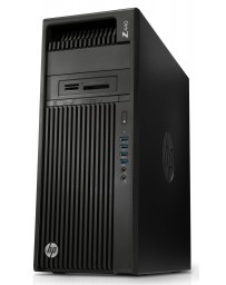 HP Z440 Workstation XEON E5-1650V3 2.50GHz, 64GB DDR4, 512GB SSD + 2TB SATA HDD, Quadro K4200 Win 10 Pro