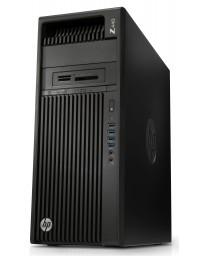 HP Z440 Workstation XEON E5-1650V3 32GB DDR4 256GB SSD Z Turbo Drive + 2TB SATA HDD Quadro K4200 Win 10 Pro